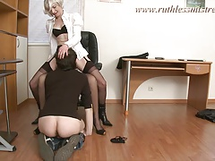 RuthlessMistress.com - Office..