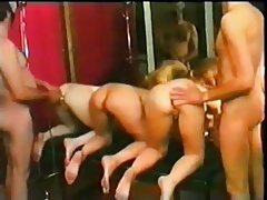 Enema - 3 cabooses in a row