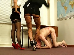 Andrew Black raunchy caning firm