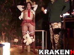KRAKENHOT -  in her very first..