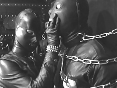 The Leather Domina - Leather..