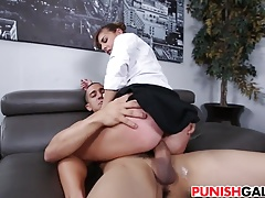 assistant Dakota Vixin gets..
