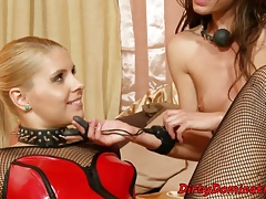 Marvelous  punished by a dominatrix