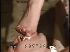 Female domination gets  water on..
