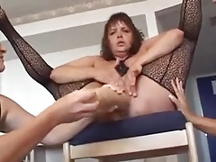 Extreme Dildo Lezzies 3 You..