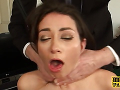 British squirter stunner  during..