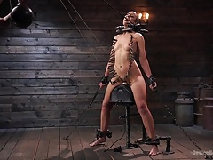 Sub Lilith Luxe Has Her Head  and..