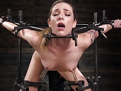 Dahlia  in Extraordinary Bondage