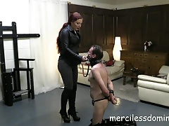 Merciless  Instructing by Goddess..