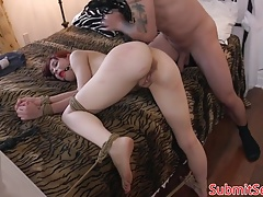 Redhead domination & submission..