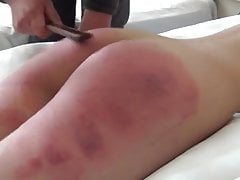 A raunchy booty  for a  Victim