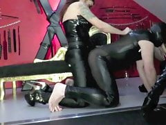 Domme No.1 Double female..