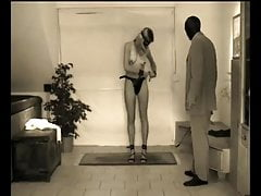 the abasing  of a lucky slave