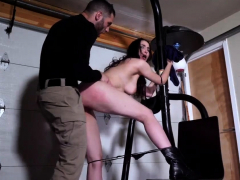 Bad damsel punished Kyra Rose in..