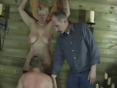 two older femmes love sadism &..