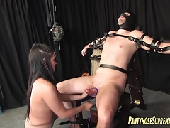 Femdom   and  of masculine