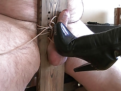 LV6 - Cock ball torture Day, Lady..