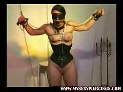 Powerful pierced marionette with..