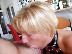 Cougar Head #59 Down Her Windpipe..
