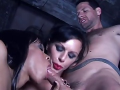Incredible Female dominance with..