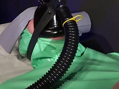 Anaesthetic Rebreathing Mask In..
