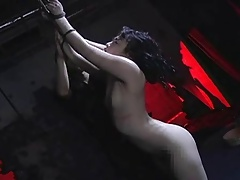 Caning Japanese M