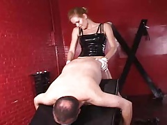 HeadMistress Sade - Strap-On..