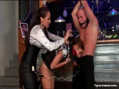 Dominatrix  Subordinated Couple