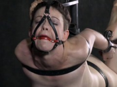 Gagged marionette  and..