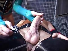 Leather and Latex - Latex Nurse.