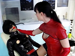 what a dream -  rubber sissy..