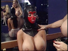 Domme  slave's beaver and..