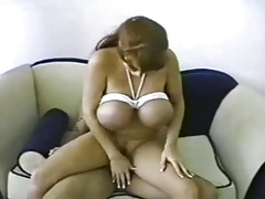 Brandy Dean bounded, banged and..