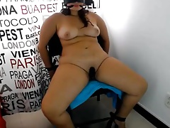 HUBSAND TIED INDIAN  BLINDFOLD..
